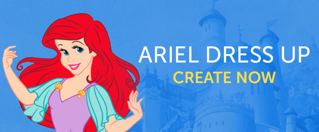 Ariel SxS Dress Up