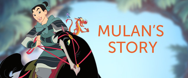 Mulan SxS Story