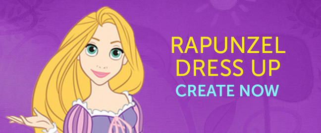Rapunzel SxS  Dress-Up