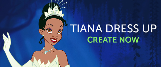 Tiana SXS Dress Up