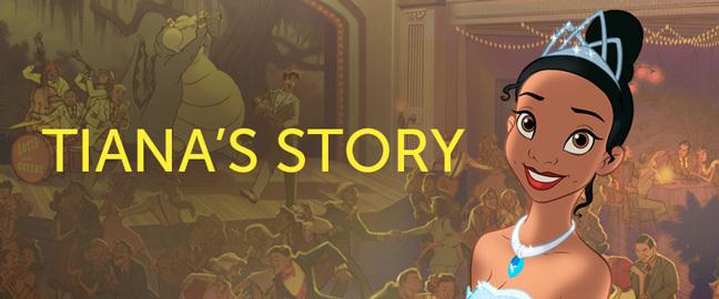 Tiana Story Sxs