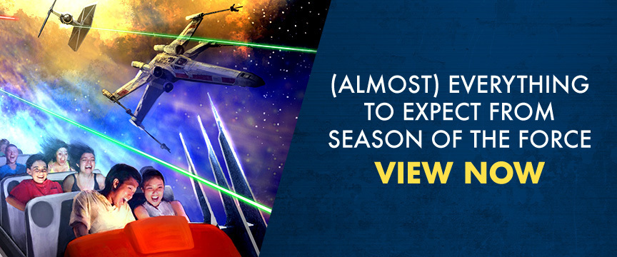 Star Wars Awakens - Everything to Expect From Season of the Force