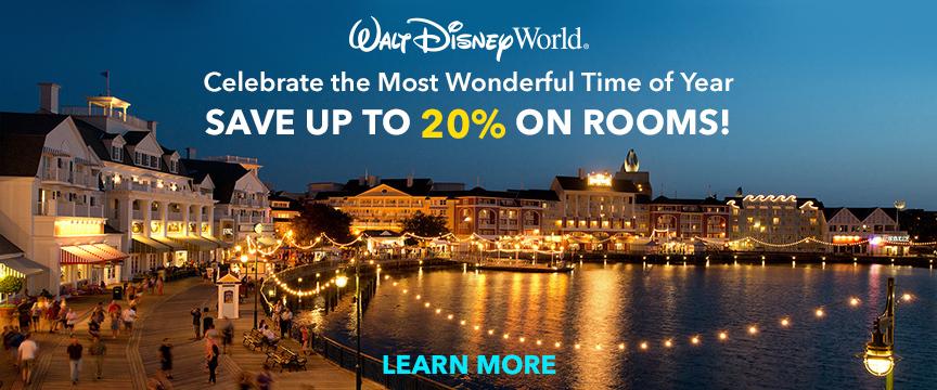 Walt Disney World Resort Special Offer