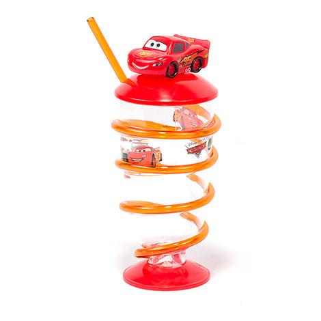 Cars Straw Tumbler