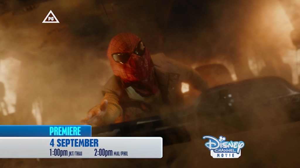 Amazing Spider-Man on Disney Channel