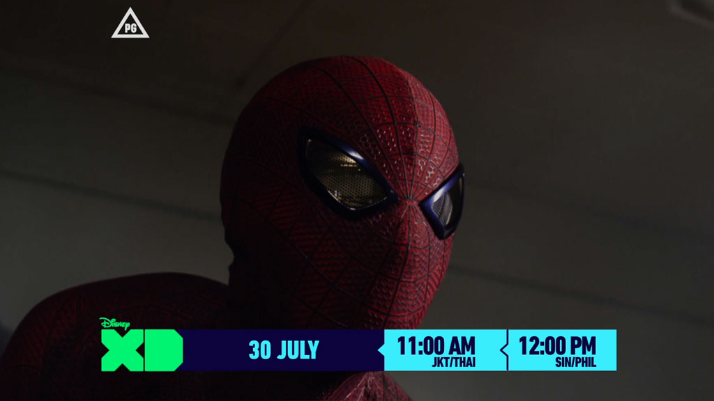 The Amazing Spider-Man on Disney XD