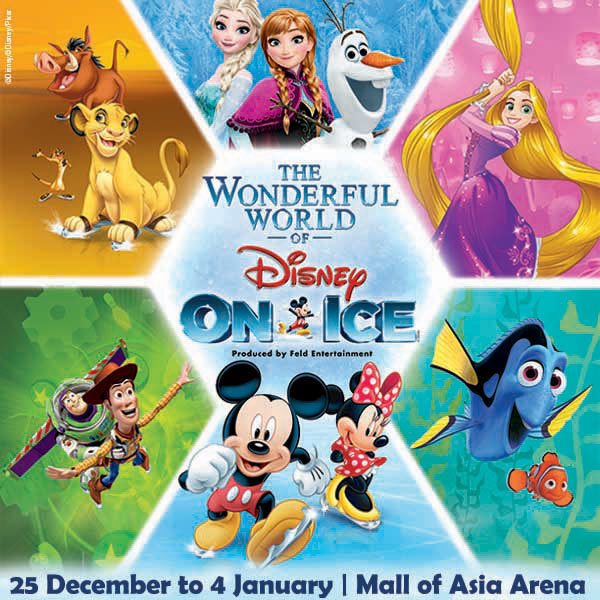 Disney on Ice Live!