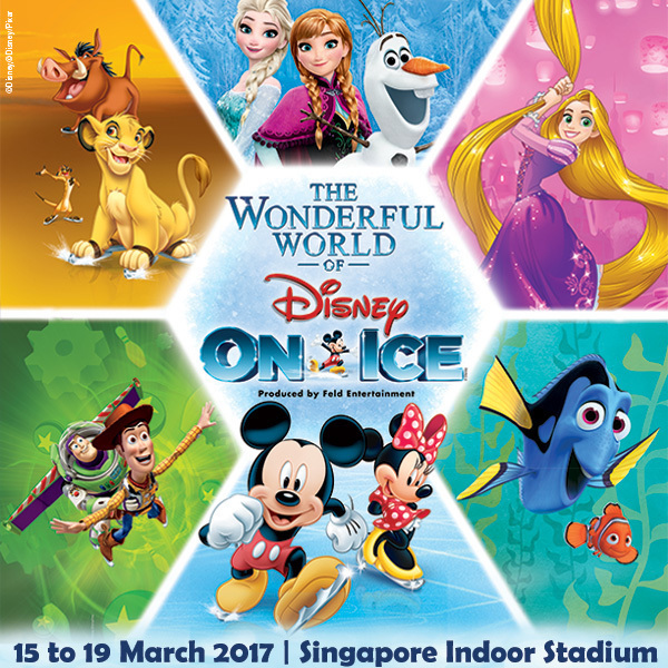 Disney on Ice Live