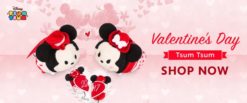 Valentine's Day Tsum Tsum
