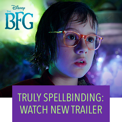 The BFG Official Trailer 2