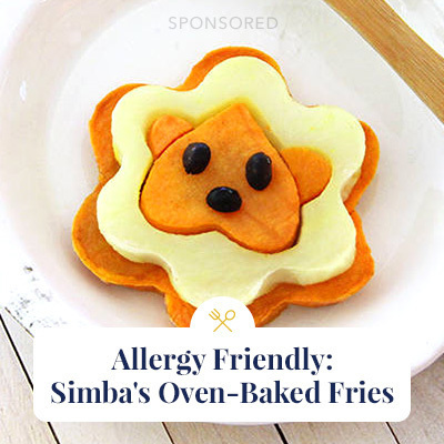 Allergy Friendly: Simba's Oven-Baked Fries