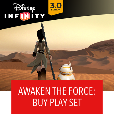 Star Wars The Force Awakens Play Set