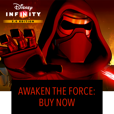 Disney Infinity: Kylo Ren Buy Now