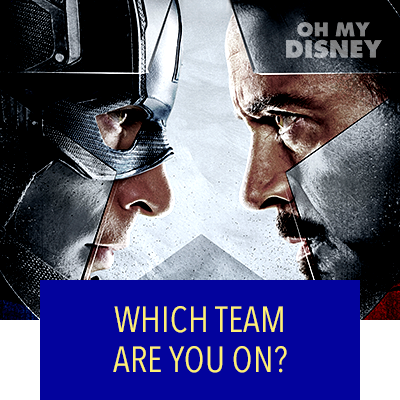 QUIZ: ARE YOU MORE CAPTAIN AMERICA OR IRON MAN?