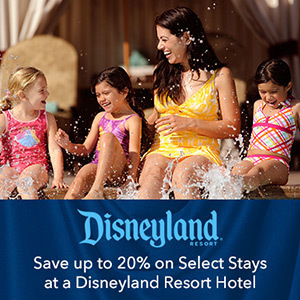 Disneyland Resort Offers