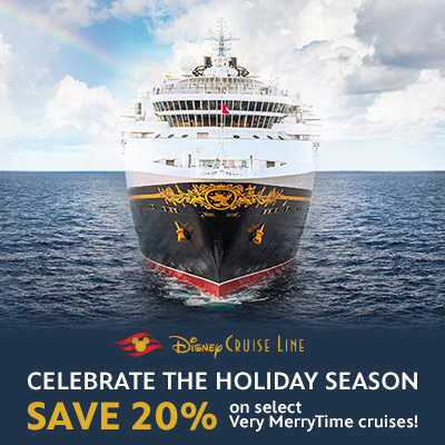 Disney Cruise Line Special Offer