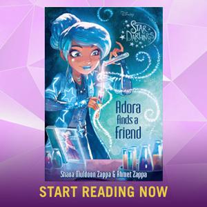 Star Darlings - Adora's Book
