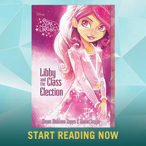Stream - Star Darlings - Libby's Book