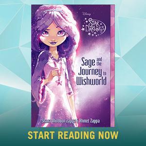 Stream - Star Darlings - Sage's Book