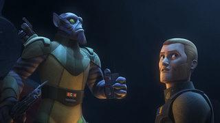 """Star Wars Rebels: """"Struggle to Survive"""""""