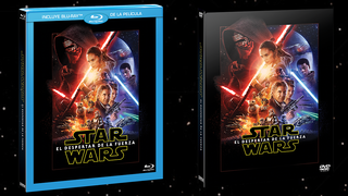 STAR WARS: EL DESPERTAR DE LA FUERZA ESTARÁ DISPONIBLE PARA SU DESCARGA EN HD DIGITAL Y EN BLU-RAY™ Y DVD
