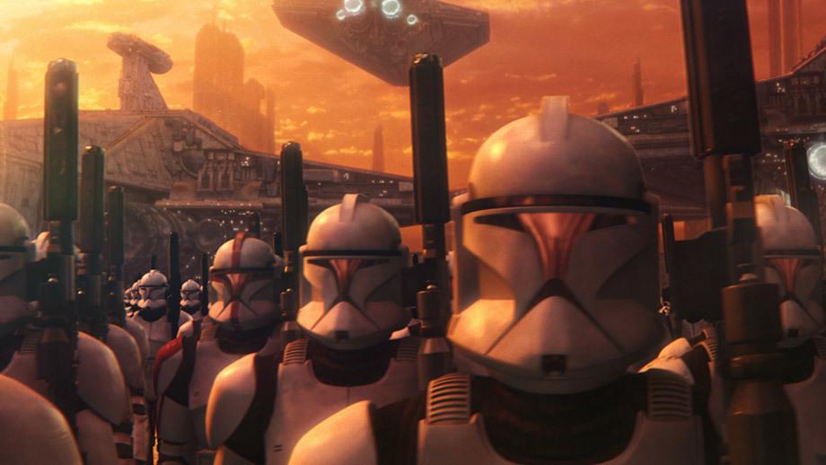 Vzhůru do Klonových válek