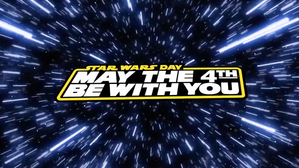 Star Wars Day: May The 4th Be With You on Disney Channel