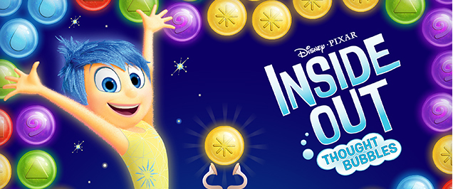 Inside Out - Thought Bubbles App