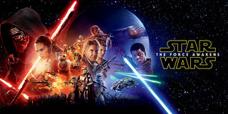 Get the latest on Star Wars: The Force Awakens