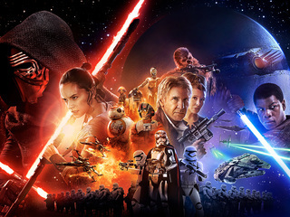 Star Wars: The Force Awakens Theatrical Poster First Look, In-theater Exclusives and More