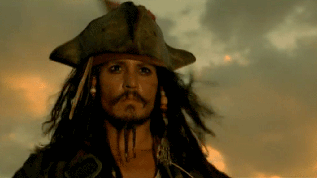 ตัวอย่าง Pirates of the Caribbean: The Curse of the Black Pearl