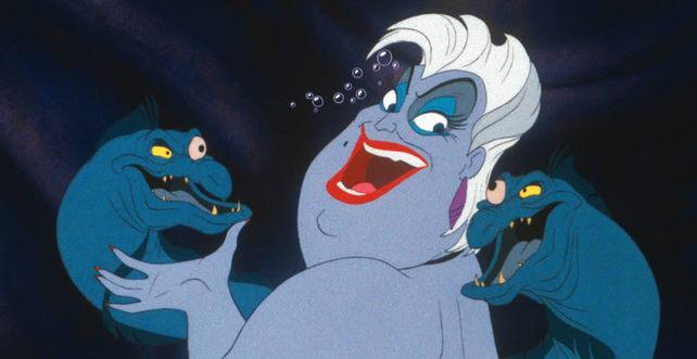 Ursula (Arielle, die Meerjungfrau) (c)1989 Walt Disney (via blogs.disney.com) (dramaturgia)