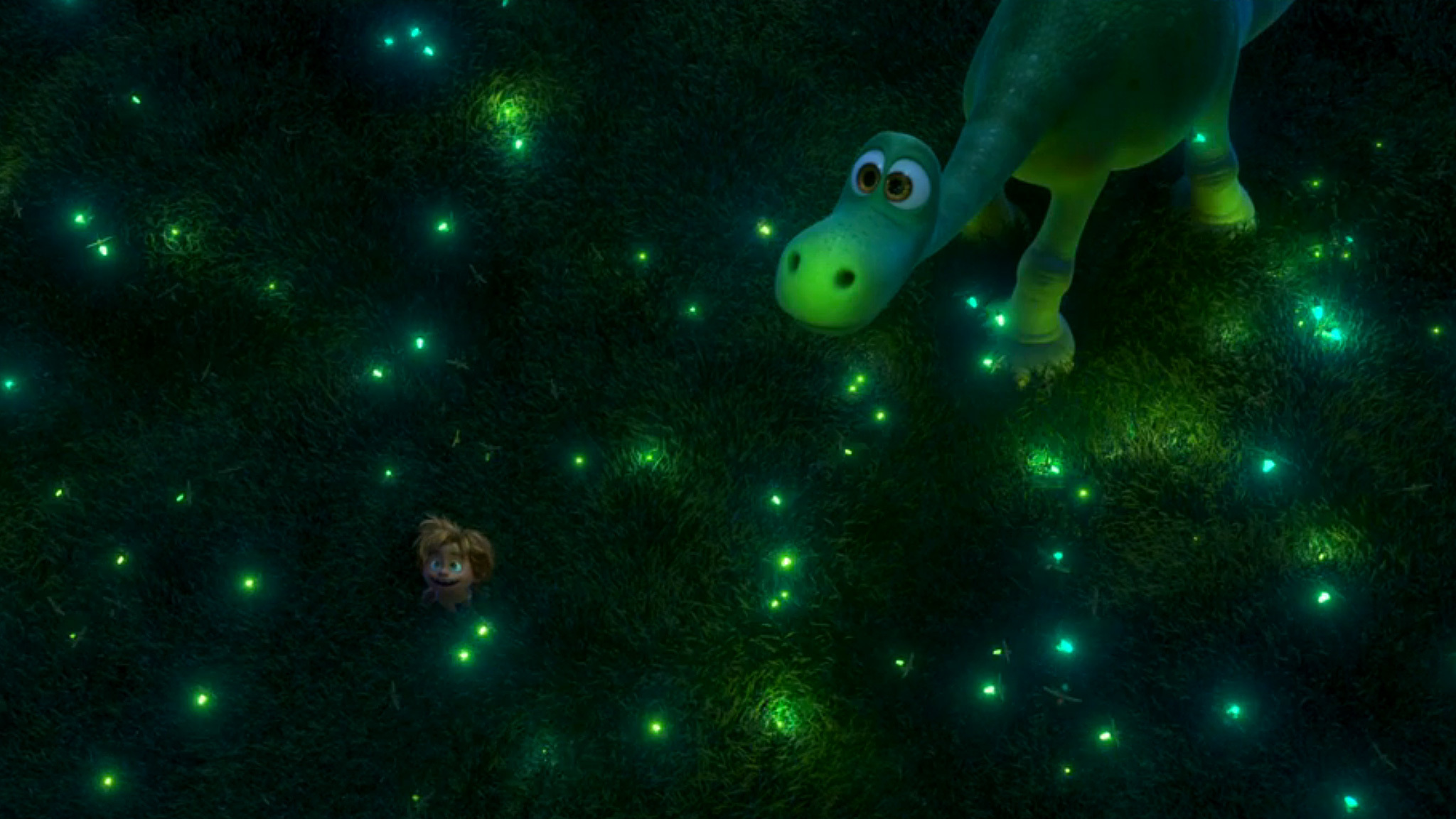 The Good Dinosaur Trailer 1