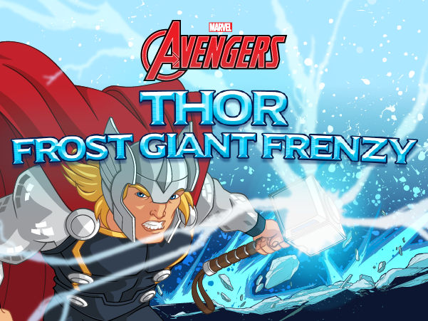 Thor: Frost Giant Frenzy