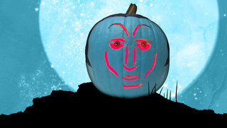 Grand Admiral Pumpkin: How to Make a Thrawn-O'-Lantern