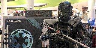 Rogue One event at VivoCity: 29 Nov – 18 Dec