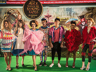 Alice Through The Looking Glass Inspired Fashion
