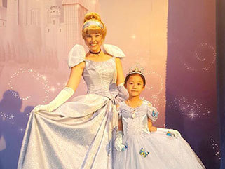 Dream Big Princess Event at United Square