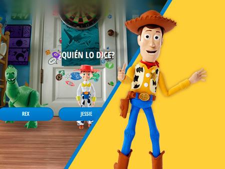 Toy Story: quem disse?