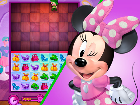 Furor por la moda de Minnie