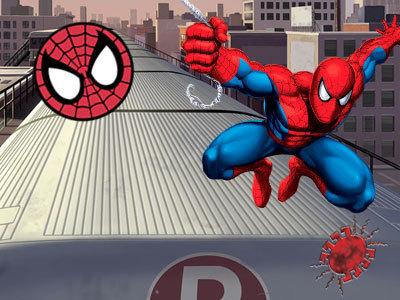 Crie seu poster de Spider-Man