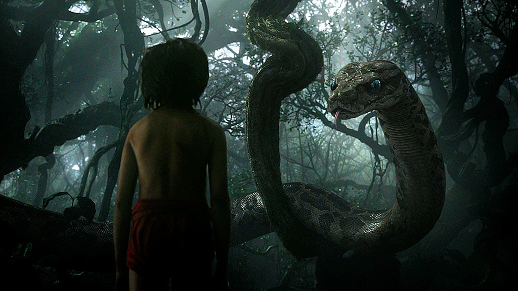 The Jungle Book US Teaser Trailer