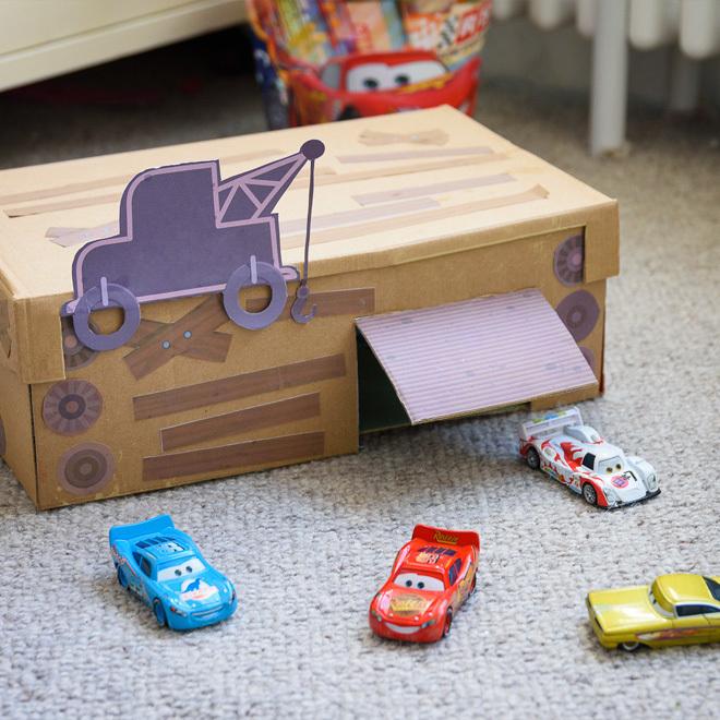 Le Garage Cars