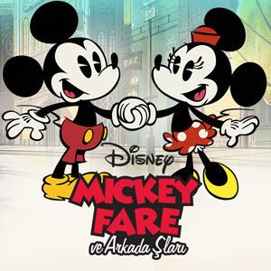 Mickey Fare ve Arkadaşları