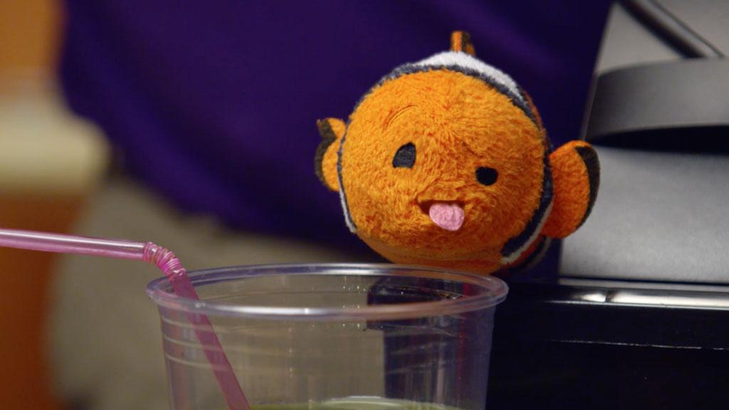 Nemo Plush Breaks Loose | Tsum Tsum Kingdom Ep.2 | Finding Dory