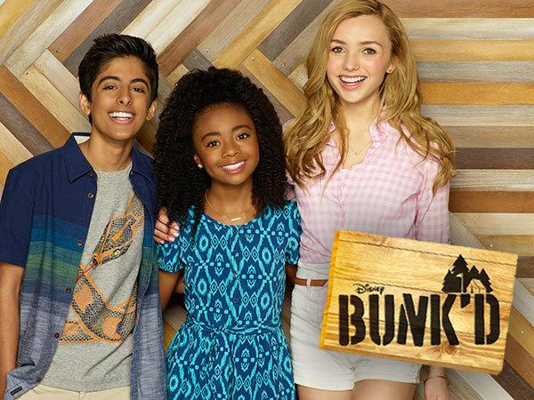 Hela avsnitt från Bunk'd