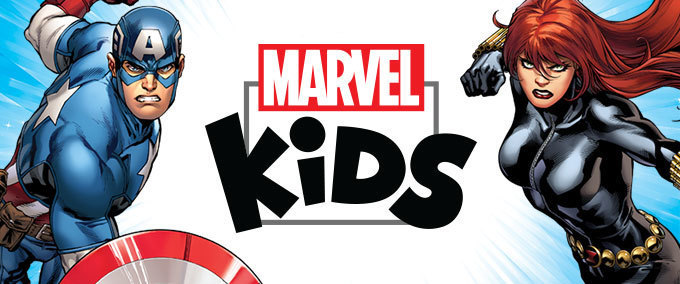 Giochi Marvel Kids