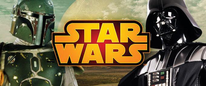 Star Wars Aktiviteter