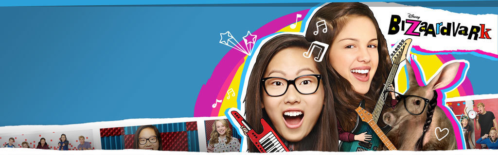 Bizaardvark (Homepage - Large Hero Promo)