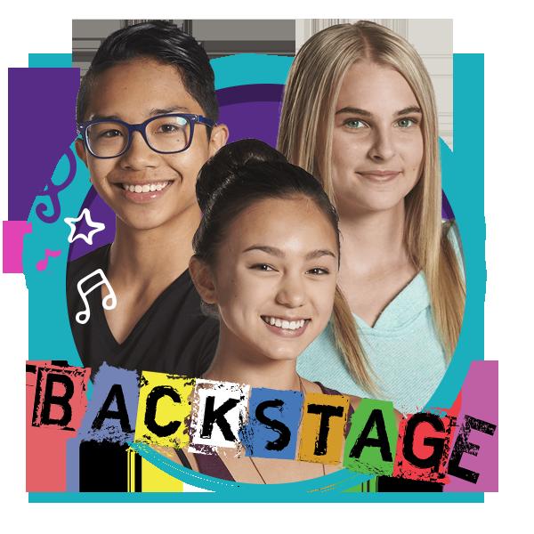 Backstage (Show Nav Link)